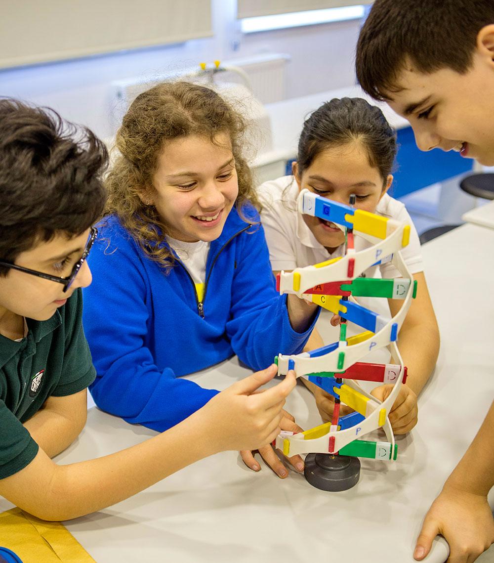 Yabancı Okullarda Eğitim Sistemi Hayranlık Verici